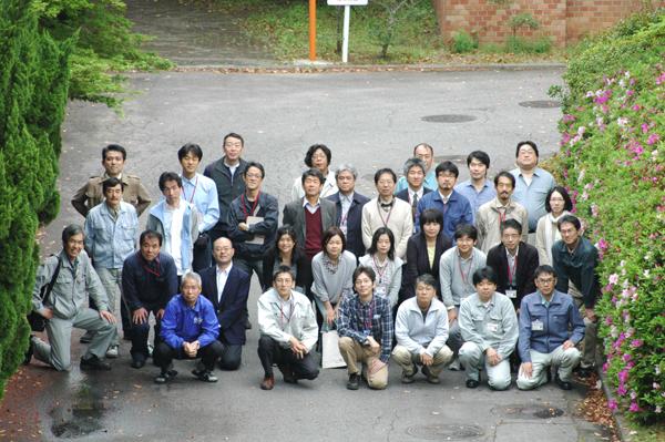 分子科学研究所 技術課写真
